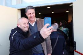 Albiol, tras votar: «Hoy sí que son elecciones con urnas de verdad»