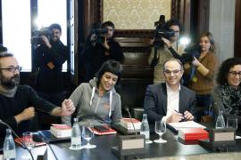 La Guardia Civil coloca en primera línea del 'procés' a Mas, Rovira y Gabriel