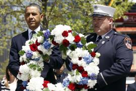 Obama lanza un mensaje: «Cuando decimos que no olvidamos, lo decimos en serio»