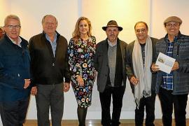 Exposición de Miquel Segura y Lluís López en la Galería Vanrell