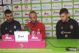Vadillo, ante la visita del Barça: «Necesitamos a nuestra afición más que nunca»