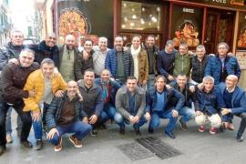 La 'otra' comida de veteranos del Mallorca