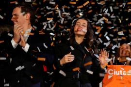 Triunfo histórico de Ciudadanos que no consigue frenar la mayoría independentista