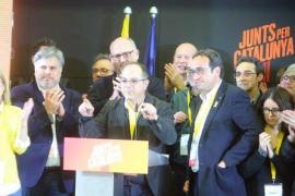 JxCat dice que «las urnas han descabezado al PP» tras la mayoría soberanista