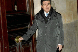 El Banco de Valencia embarga la casa del ex president Jaume Matas en Palma