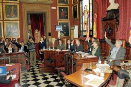 El próximo gobierno municipal de Palma tiene que devolver 40 millones