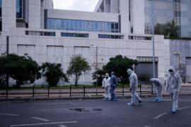 Estalla una bomba ante el Tribunal de Apelaciones de Atenas sin causar daños personales