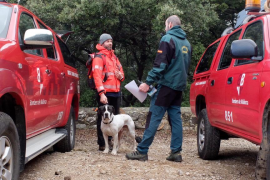 Reactivan la búsqueda del ermitaño desaparecido en Valldemossa
