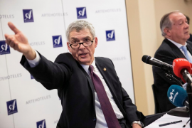 El TAD destituye a Villar del cargo de presidente de la RFEF