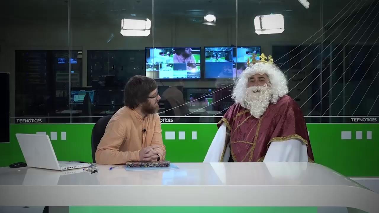 El Rey Melchor lanza una campaña en Sardinas Negras para que ningún niño de Ibiza se quede sin su regalo en Navidad