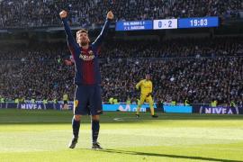 El Barcelona gana el Clásico y encarrila la Liga
