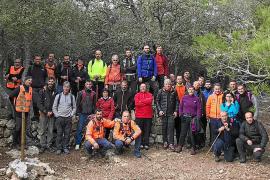 Cuarta jornada de búsqueda sin éxito del ermitaño desaparecido en Valldemossa