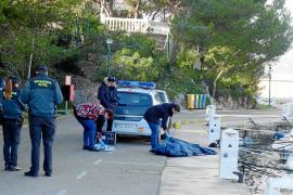 El hombre que fue hallado en aguas de Santa Ponça murió ahogado