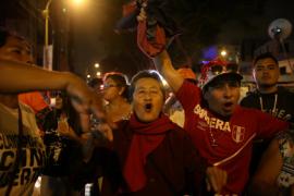 Protestas y celebraciones en Lima por el indulto a Alberto Fujimori