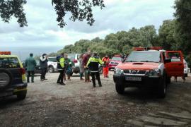 Continúan las tareas de búsqueda del ermitaño desaparecido en Valldemossa