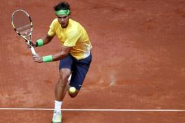 Nadal se deshace del francés Llodra y alcanza las semifinales