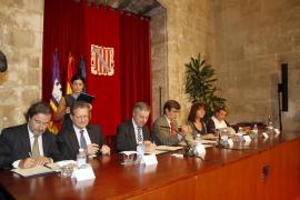 Blanco y Antich constituyen los comités de desarrollo de rutas aéreas  de Balears