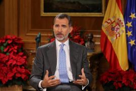 El mensaje del rey, seguido por más de 8 millones de españoles