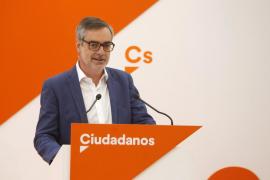 Ciudadanos reafirma que no se sentará con ERC ni JxCat