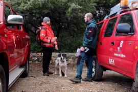 Reanudada la búsqueda del ermitaño desaparecido en Valldemossa