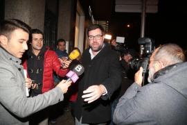 Noguera critica el «antimallorquinismo» de Ciudadanos