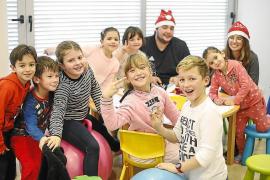 El Espai Jove de Sant Antoni se tiñe de Navidad