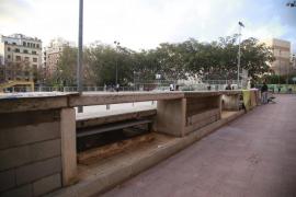 Disputa entre regidores de Cort por el tapiado de las gradas de la plaza de los Patines