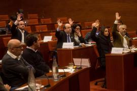 El Parlament recurrirá el 155 ante el Constitucional con el apoyo de JxSí y SíQueEsPot