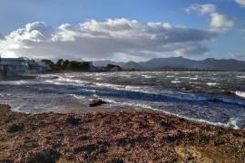 Fallece un hombre mientras practicaba windsurf en Alcúdia