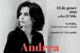 Concierto de Andrea Motis & Chamorro & Traver  en sa Pobla