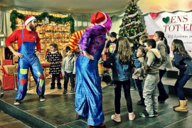 Vive en familia la magia de la Navidad en Porto Pi Centro