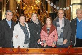 Concierto solidario de los Blauets de Lluc y la Capella Mallorquina