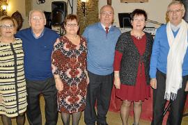 Encuentro de Navidad de las asociaciones de la Tercera Edad