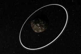 Una roca espacial descubierta en Navidad pasa este jueves entre la Tierra y la Luna