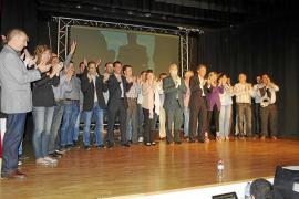 Convergència inicia la campaña en Llubí convencida de obtener representación