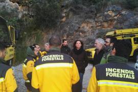 El fuego de Pollença genera casi la mitad del total incendiado en Baleares en 2017