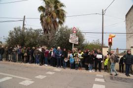 Establiments retoma su lucha para exigir una carretera segura