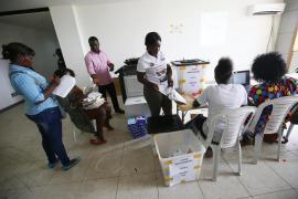 George Weah gana las elecciones y será presidente de Liberia