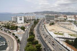 El Consell rechaza el bulevar del Passeig Marítim y alerta de que colapsará Palma