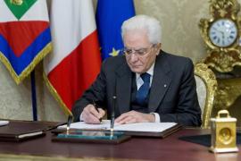 Italia celebrará elecciones generales el 4 de marzo