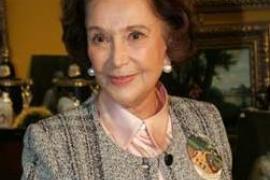 Familiares y amigos visitan a Carmen Franco ante su grave estado de salud