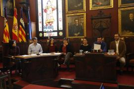 Cort aprueba el presupuesto de 2018 con el rechazo de PP y Cs