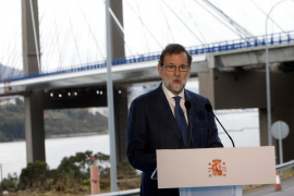 """Rajoy despide el año deseando """"lo mejor para 2016"""""""