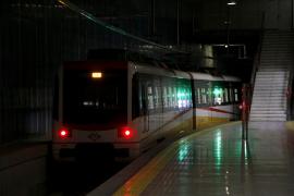 Los trenes de SFM circularán en Nochevieja entre Palma, Manacor y Sa Pobla