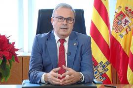 Torres reclama «blindar» los derechos de los ibicencos en la reforma de la Constitución
