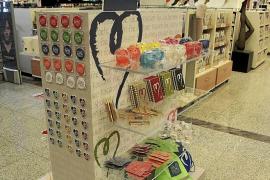 Las ventas del 'merchandising' de Palma continúan sin arrancar