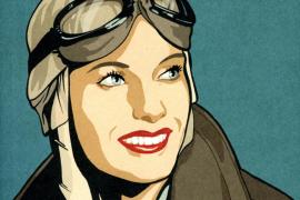 El último vuelo de Jane Batten