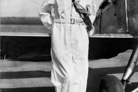 Se cumplen 35 años del entierro en la fosa común de Palma de la famosa aviadora, cuya identidad fue revelada mucho después