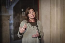 Armengol pide al año nuevo que España logre «la serenidad y tranquilidad que necesita»
