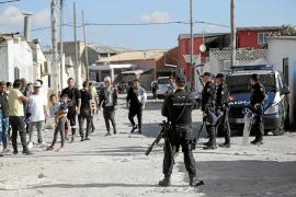 El poblado de Son Banya dispara las ventas de droga por Navidad y Año Nuevo